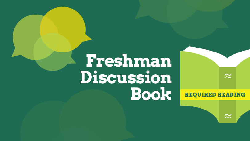 Freshman Discussion Book - Required Reading