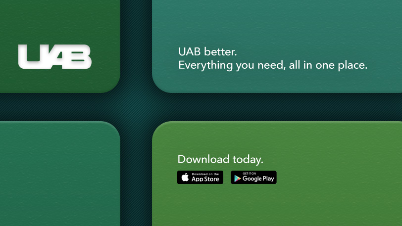 Download the new UAB app