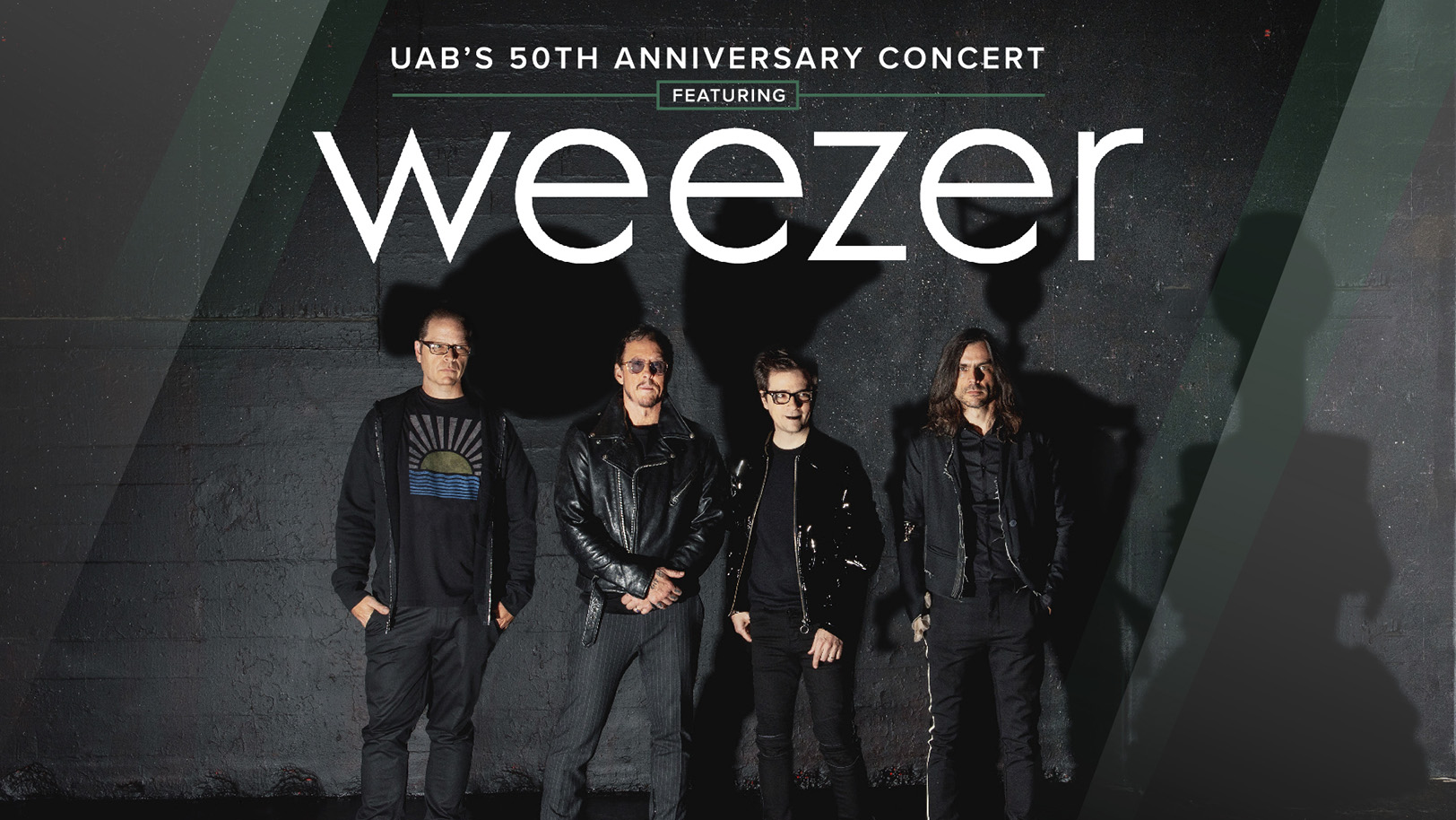 Weezer: UAB's 50th Anniversary Concert