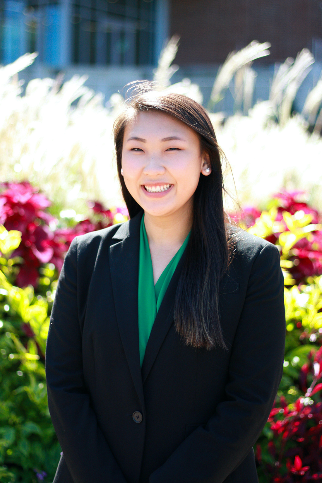 Helen Zhou, Vice President of Education
