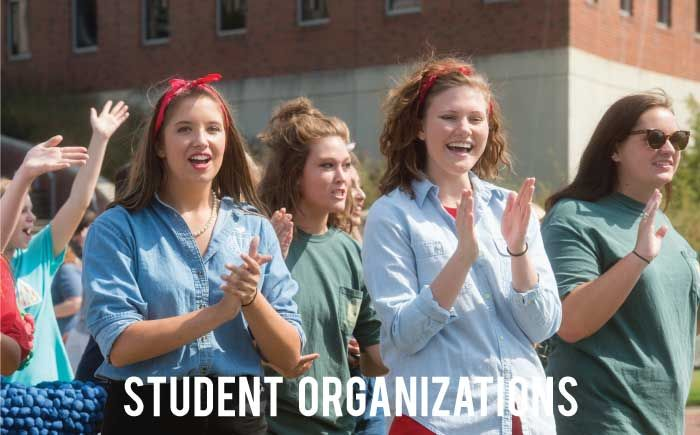 Search Student Organizations