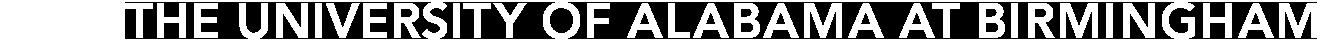 UAB Homepage
