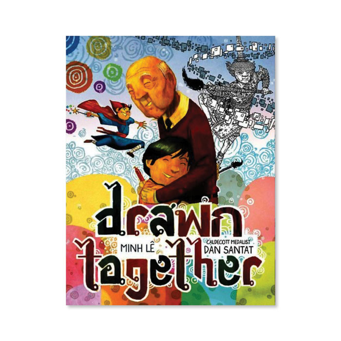 Cover of Drawn Together book