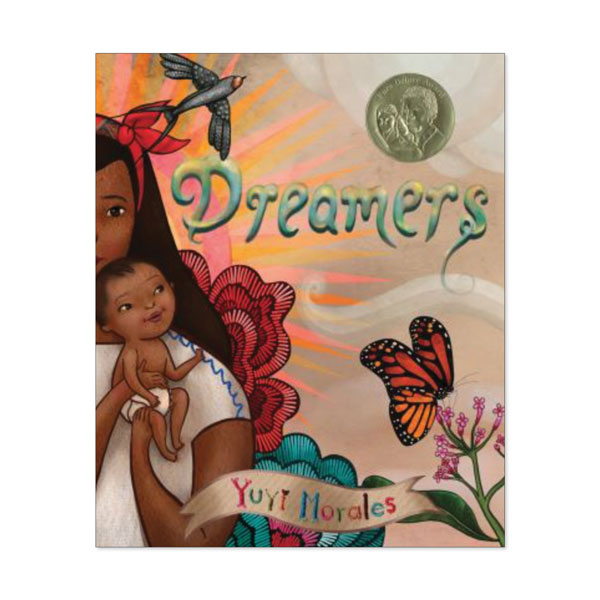 Cover of Dreamers book