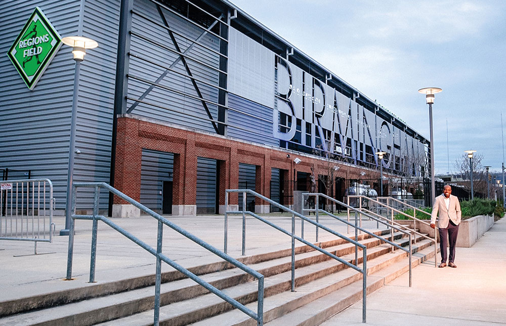 UAB - Magazine - Building Birmingham