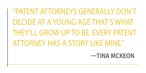 Quote: Patent attorneys generally don't decide at a young age that's what they'll grow up to be. Every patent attorney has a story like mine.