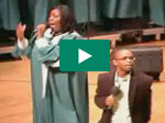 UAB Gospel Choir Prayer video