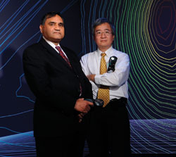Bharat Soni and Alan Shih