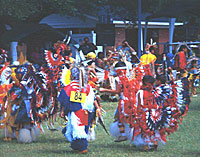 Powow Dance