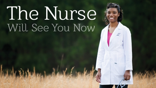 Photo of nurse practitioner alumna Sheena Champion