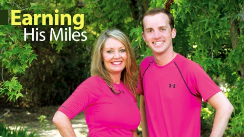 James Earl Corley and Denise Williams on the Amazing Race