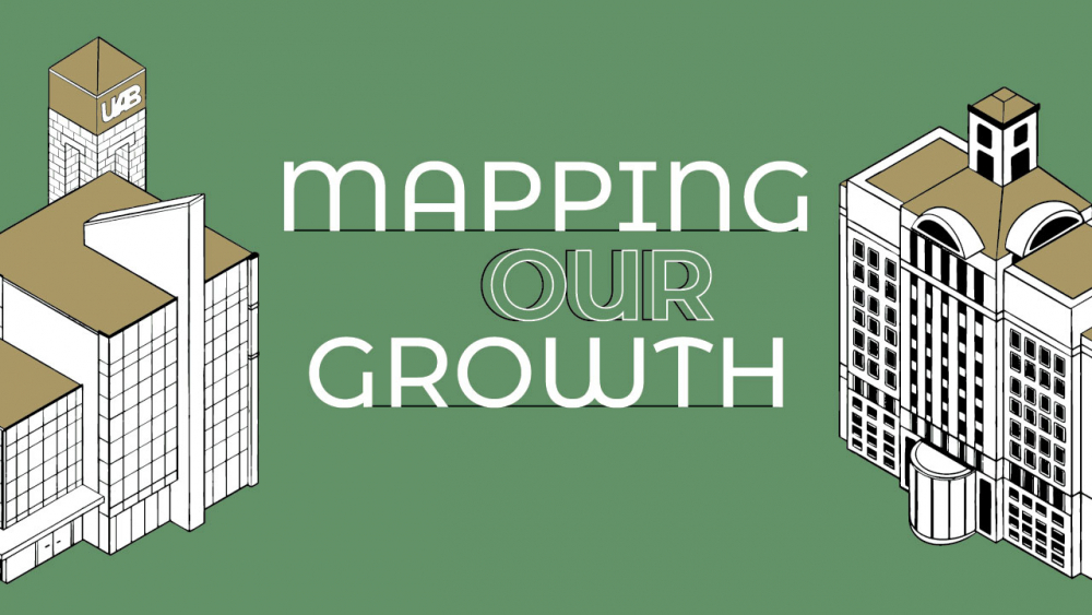 Mapping Our Growth